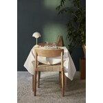 &Tradition Flowerpot VP9 portable table lamp, grey beige