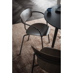 &Tradition Pavilion AV2 chair, black