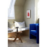 &Tradition Collect Boucle SC30 cushion, 50 x 80 cm, slate
