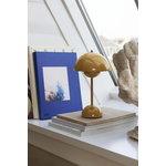 &Tradition Flowerpot VP9 johdoton pöytävalaisin, sinapinkeltainen