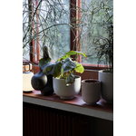 &Tradition Collect SC71 planter, 24 x 18 cm, silver