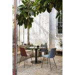 &Tradition In Between SK18 pöytä, pronssi - musta marmori