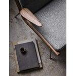 &Tradition Boomerang HM2 lounge chair, Hallingdal 130 - oiled walnut
