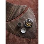 &Tradition Pinwheel HM7 sivupöytä, öljytty pähkinä