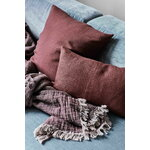 &Tradition Collect SC33 torkkupeitto, 260 x 260 cm, cloud - burgundy