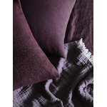 &Tradition Collect Heavy Linen SC28 tyyny, 50 x 50 cm, burgundy