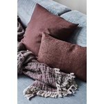 &Tradition Collect Linen SC27 cushion, 30 x 50 cm, burgundy