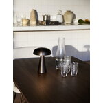 &Tradition Como SC53 portable table lamp, bronzed brass