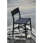 Ariake Ariake chair, black - textile strap