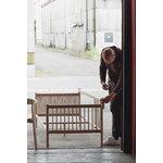 Ariake Braid sohva, 2-istuttava, tammi