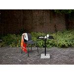 Hay 13Eighty chair, graphite black - soft black