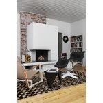 Artek Karuselli chair, black-white