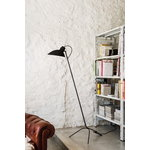 Astep VV Cinquanta floor lamp, black