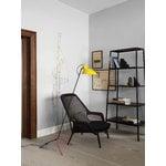 Astep VV Cinquanta floor lamp, Mondrian - yellow