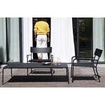 Serax August käsinojallinen tuoli, leveä, musta