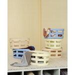 HAY Laundry basket, S, nougat