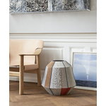 Hay Bonbon 500 lampshade, earth tones
