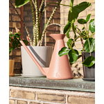 Hay Watering can, terracotta