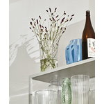 Hay Bubble vase, L, clear