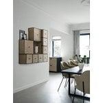 By Lassen Frame 28 box with door, oak