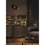 Le Klint Lampada da terra Carronade 360M, nera