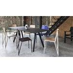 Hay Petit Standard chair, dark bordeaux - dark bordeaux