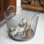 Korbo Wire basket Classic 50, galvanized