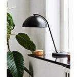 Hay Cloche table lamp, black