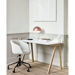 Hay Cloche table lamp, mocca