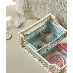 Hay Colour crate, S, arctic blue
