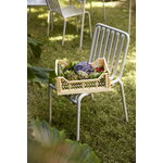 HAY Palissade tuoli, vaaleanharmaa