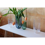 Hay Colour vase, L, clear