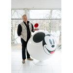 Eero Aarnio Originals Mickey Ball Chair, red