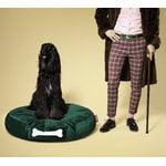 Fatboy Doggielounge Velvet dog bed, emerald green