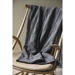 Architectmade FJ Pattern blanket, 240 x 210 cm, grey
