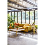 TIPTOE Coffee table and bench leg 43 cm, 1 piece, sunflower yellow