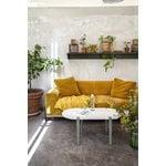 TIPTOE Coffee table and bench leg 43 cm, 1 piece, eucalyptus grey