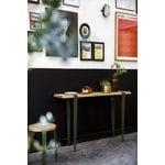 TIPTOE Table and desk leg 75 cm, 1 piece, rosemary green