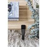 TIPTOE Coffee table and bench leg 43 cm, 1 piece, graphite black