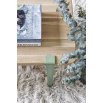 TIPTOE Coffee table and bench leg 43 cm, 1-pack, olive tree green
