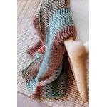 Røros Tweed Fri throw, 210 x 150 cm, Harvest