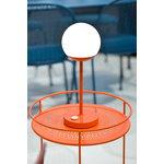 Fermob Mooon! table lamp, capucine