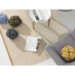 Design House Stockholm Knot cushion, grey
