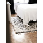 Finarte Suovilla rug, 140 x 200 cm, grey