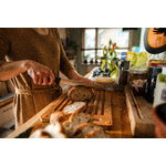 Fiskars Functional Form bread board and knife set