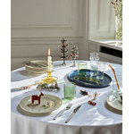 Hay Flare candle holder, yellow