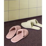 Hay Frotte slippers, unisex, one size, rose