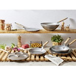 De Buyer Mineral B Bois frying pan 32 cm