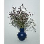 Raawii Strøm vase, blue