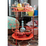 Fermob Guinguette table, liquorice